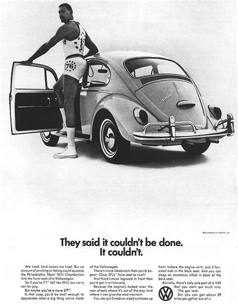 volkswagen beetle  werbung autorevueat