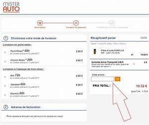 Code Promo Mister Auto : livraison gratuite avec un code promo mister auto ~ Medecine-chirurgie-esthetiques.com Avis de Voitures