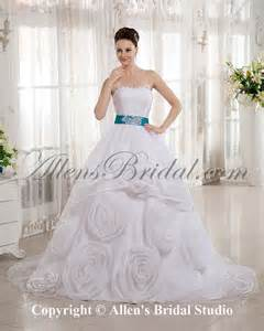 court wedding dress allens bridal organza sweetheart court gown wedding dress with embroidered