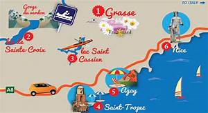 Six of the Best: Day Trips in the South of France : The ...