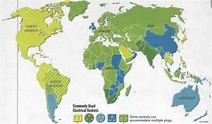 Prise électrique En Anglais : la carte du monde des prises lectriques une carte du monde ~ Medecine-chirurgie-esthetiques.com Avis de Voitures