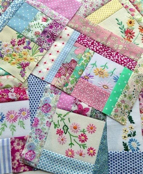 embroidery quilting designs embroidered quilts patterns embroidered quilt block