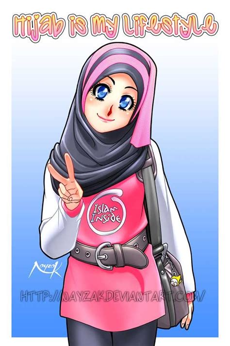 anime muslim wisuda 196 best images about on muslim