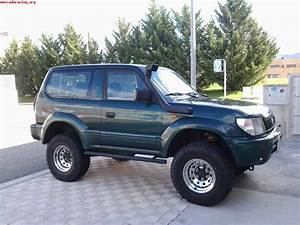 Toyota Kzj 90 Occasion : toyota kzj 90 idea di immagine auto ~ Gottalentnigeria.com Avis de Voitures