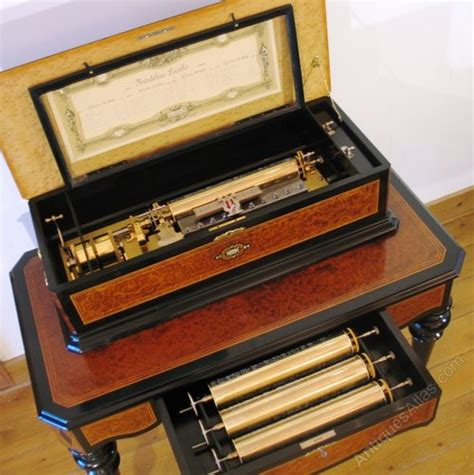 Serving a worldwide clientele in solvang since 1974. Antiques Atlas - An Interchangeable Cylinder Musical Box
