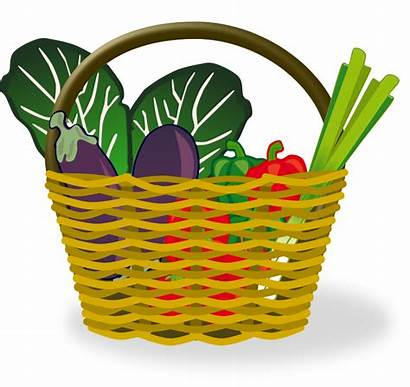 Clipart Items Clip Library Vegetable Basket