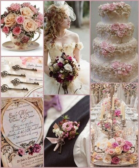 25 best ideas about victorian wedding themes on pinterest