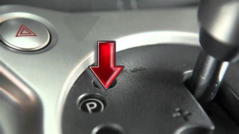 2012 Nissan 370z  Shift Lock Release Youtube