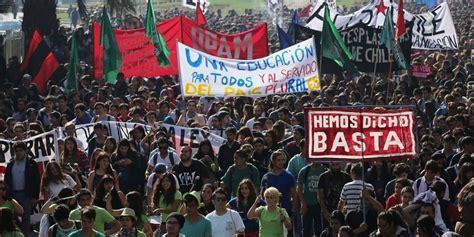 """Confech Marcha Este Miércoles """"por Una Educación Pública"""