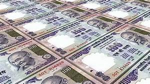 New Rs 100 Notes In Lavendar Colour