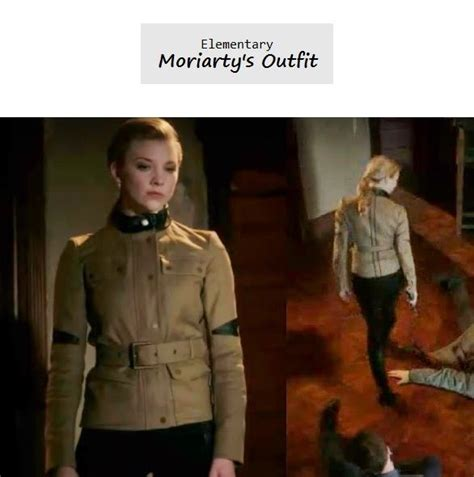 Natalie Dormer Moriarty by Elementary Season 1 Finale Moriartys Natalie Dormer Khaki
