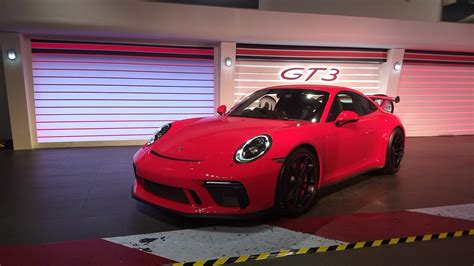 porsche  gt launched  india  rs  crore