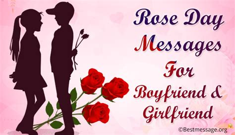 lovely rose day messages  wishes   boyfriend