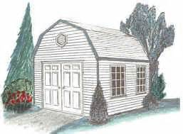 the californian storage shed plans 10x8 10x10 10x12 10x14