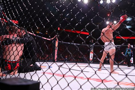 Aaron Pico def. Lee Morrison at Bellator 199: Best photos ...