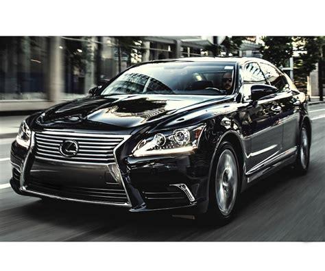 Lexus Ls Modification by 2017 Lexus Ls Might Get Hydrogen Powered Modification