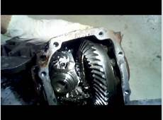 X5 E70 Rear Differential Failure YouTube