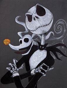 jack skellington Pumpkin king by mansfieldartguy on DeviantArt