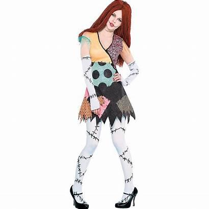 Sally Nightmare Before Christmas Costume Costumes Adult
