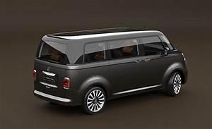 Combi Electrique Prix : vw t1 microbus revival concept envisioned on t6 platform carscoops ~ Medecine-chirurgie-esthetiques.com Avis de Voitures