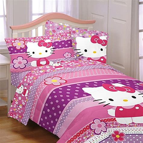 kitty bedding  bath collection bed bath