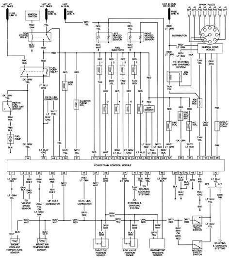 Eec Wiring Diagram Mustang Fuse Diagram by Wrg 0626 1994 Cobra Engine Diagram