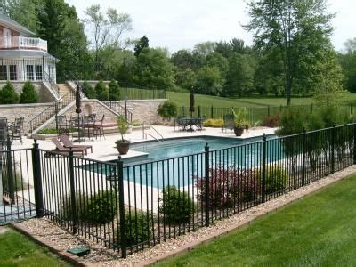 Backyard Pool Fence Ideas by 16 Pool Fence Ideas For Your Backyard Awesome Gallery