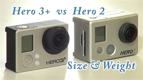 gopro hero black hero size weight youtube