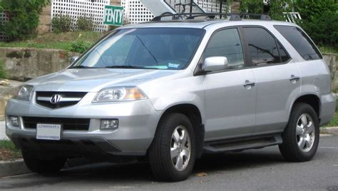 2004 Acura Mdx  Pictures, Information And Specs Auto