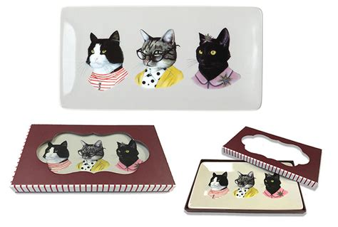Kitty Themed Gift Set From Galison
