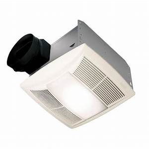 Nutone Qt Series Quiet 130 Cfm Ceiling Exhaust Fan With