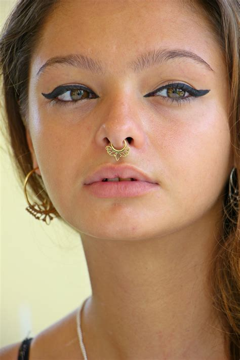 Nose Piercing Wallpapers High Quality   Download Free