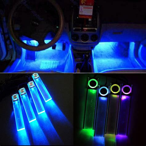 marvelous interior car led lights 9 blue led interior car