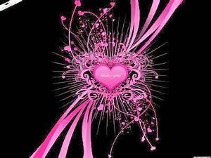 Wallpaper HD: Heart and Love Wallpaper HD
