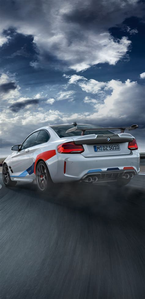 Bmw M2 Competition Hd Picture by 1440x2960 Bmw M2 Competition M Performance 2018 Drifting