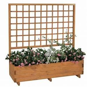 Jardinière Bois Leroy Merlin : jardini re treillis comparer les prix sur ~ Dailycaller-alerts.com Idées de Décoration