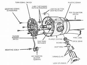 Chevy Steering Column Wiring Diagram For 1972