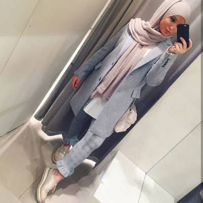 styles hijab  simples  faciles  faire hijab