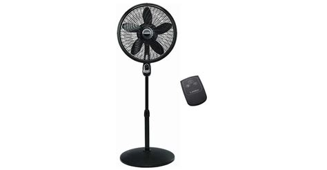 lasko table fan with remote lasko 18 inch oscillating cyclone pedestal stand fan with
