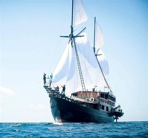Phinisi Boats For Sale Indonesia by 2006 Bugis Phinisi Sail Boat For Sale Www Yachtworld