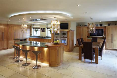 idee de cuisine moderne ilot de de cuisine 30 id 233 es 233 tonnantes pour les petites et grandes cuisines modernes