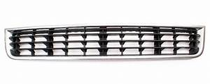 Front Bumper Lower Center Grill Grille 02