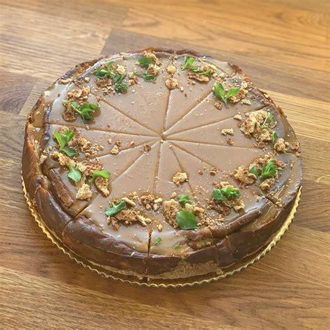 Cheesecake slaný karamel - Domčine laskonky