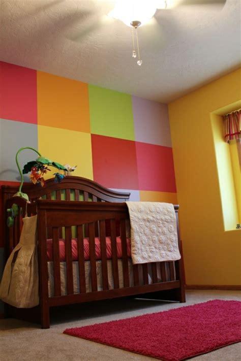 Kinderzimmer Wandgestaltung Quadrate by Wandgestaltung Quadrate Beispiele Ragopige Info
