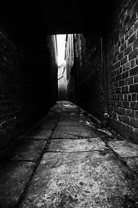Dark Street Free Stock Photo - Public Domain Pictures