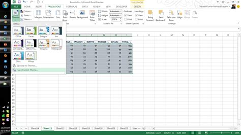 Or Exle by Microsoft Excel 2013 Features Part Two Qainsights