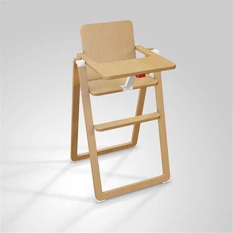 chaise haute bebe design chaise haute supaflat naturel supaflat design bébé