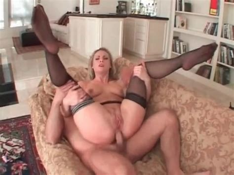 Harmony Rose Anal Sex In Black Stockings Anal Porn
