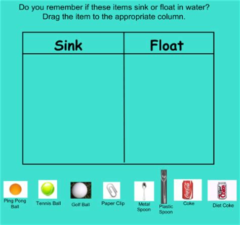 What Makes Things Sink Or Float fun and engaging science activities joy in the journey