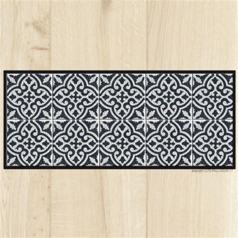 tapis pour cuisine lavable tapis cuisine carreaux ciment marrakech